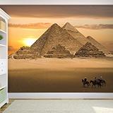 Fototapeten: Piramides 3 3