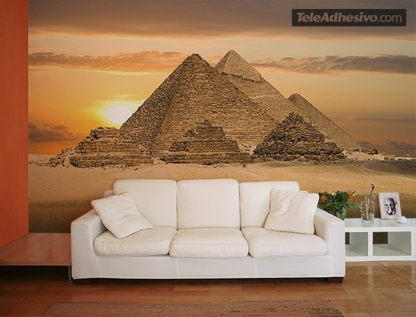 Fototapeten: Piramides 3
