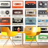 Fototapeten: cassette 3