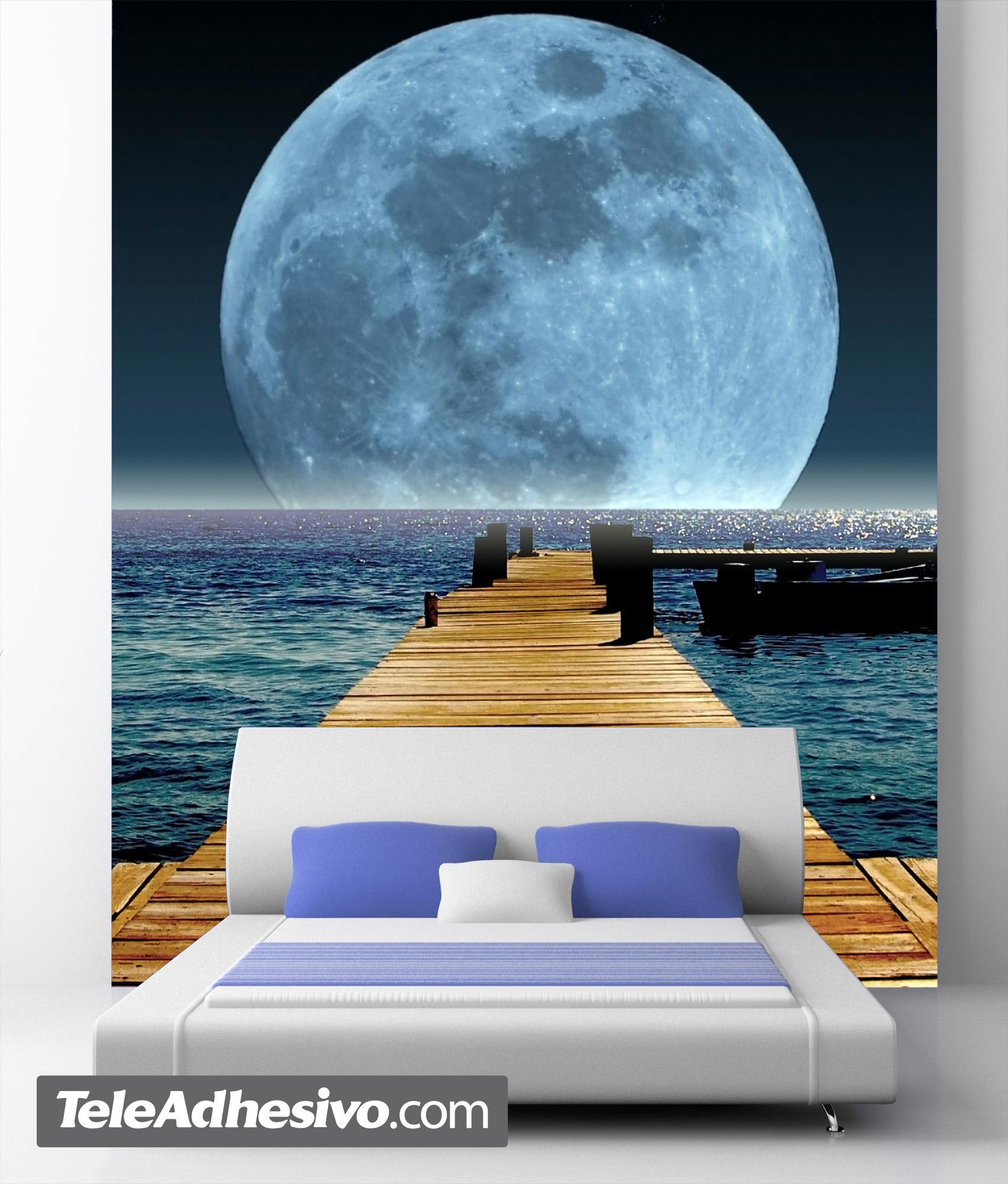Fototapeten: Moon