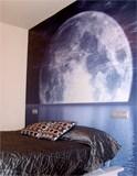 Fototapeten: Mond und Meer 4