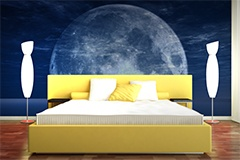 Fototapeten: Mond und Meer 5