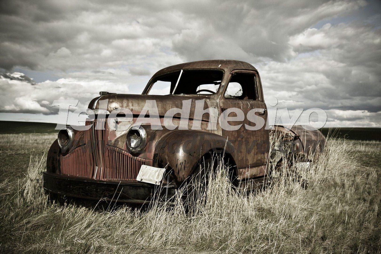 Fototapeten: Oldtimer
