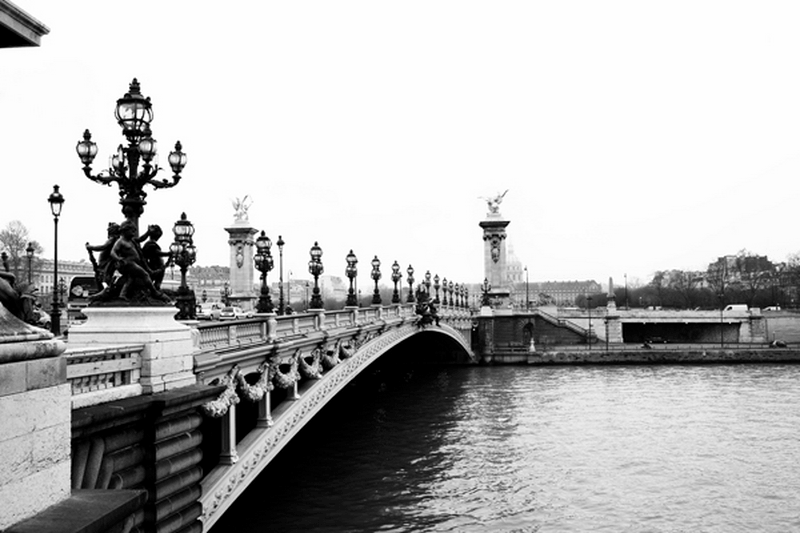 Fototapeten: Paris