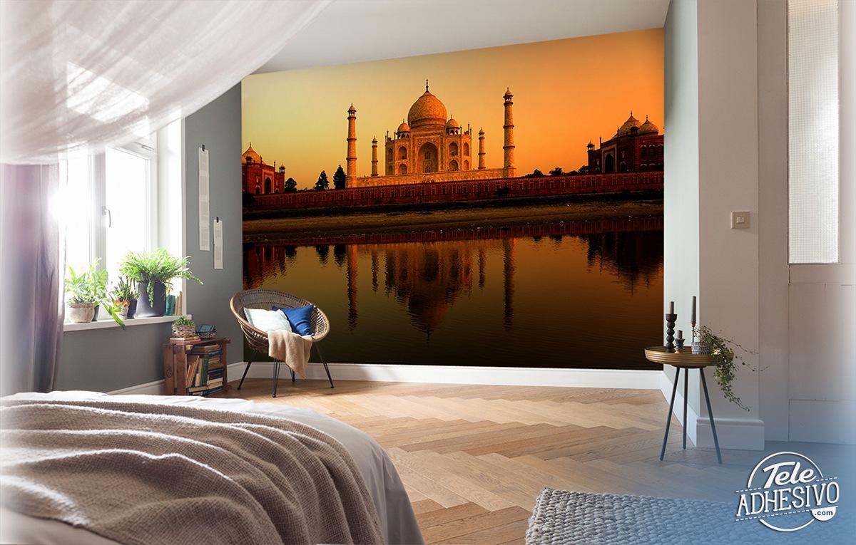 Fototapeten: Taj Mahal II