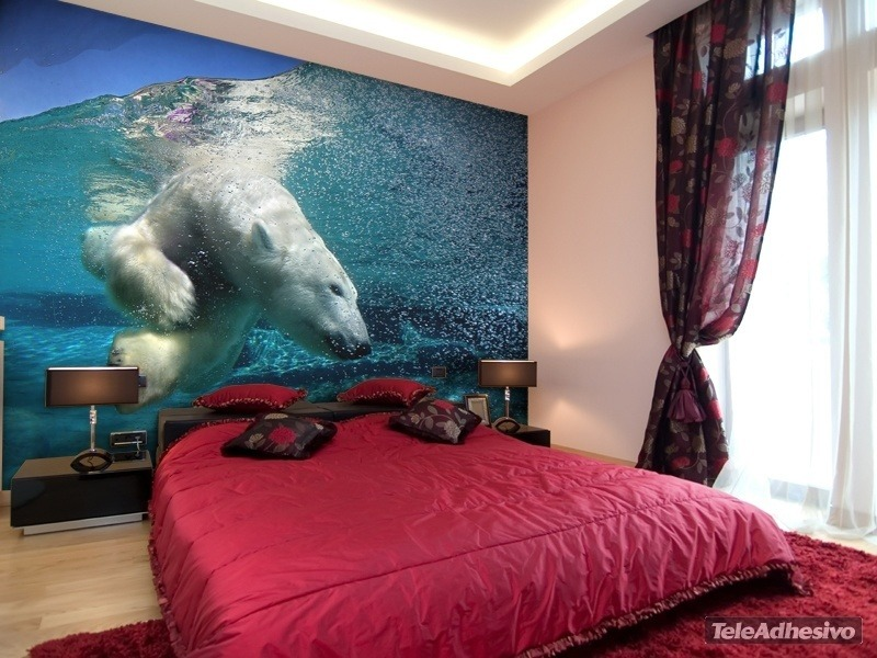 Fototapeten: Polar Bear
