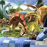 Fototapeten: Dinosaurier  3