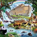 Fototapeten: Die Arche Noah 1