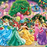 Fototapeten: Prinzessinnen 3