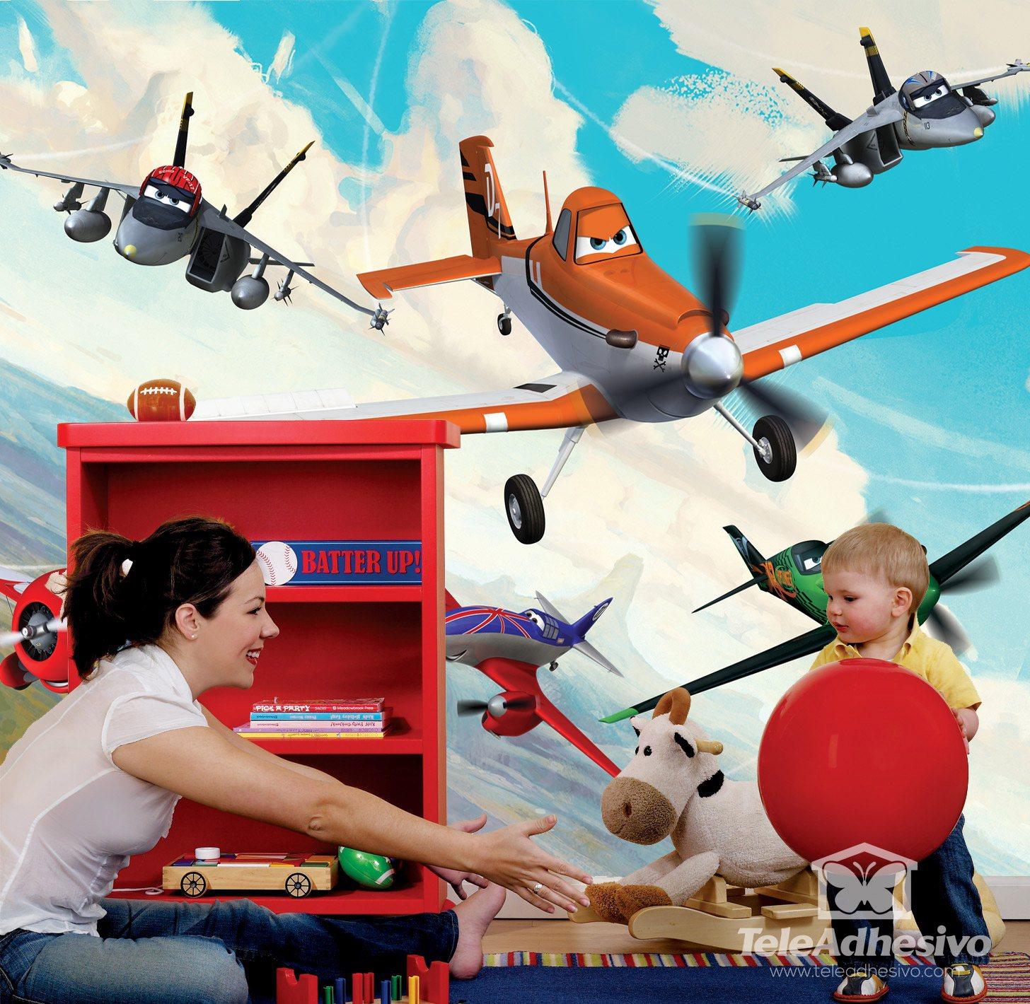 Fototapeten: Aircraft