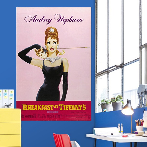 Fototapeten: Breakfast at Tiffany´s