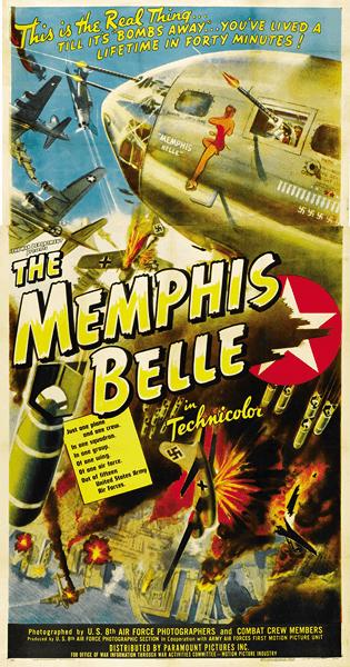 Fototapeten: Memphis Belle
