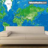 Fototapeten: World Map 3 5