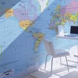 Fototapeten: Weltkarte 1 1