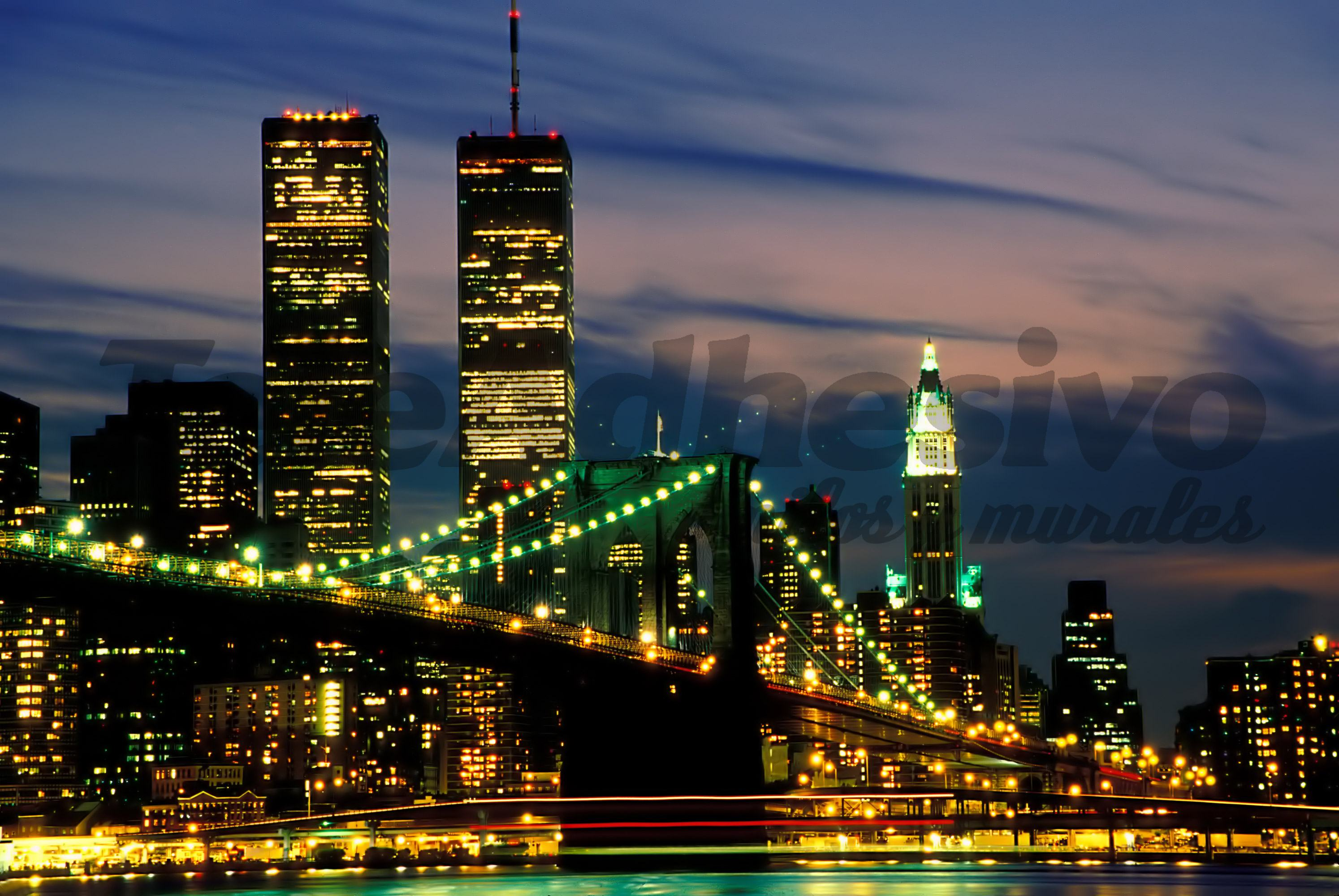 Fototapeten: New York WTC