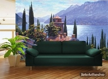 Fototapeten: Lake Lugano (Howard Beherens) 2