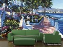 Fototapeten: Promenade (Howard Behrens) 2