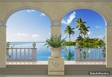 Fototapeten: Insel in der Karibik 2