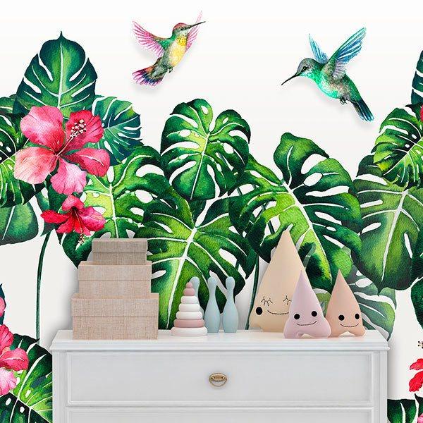 fototapeten von tieren. Black Bedroom Furniture Sets. Home Design Ideas
