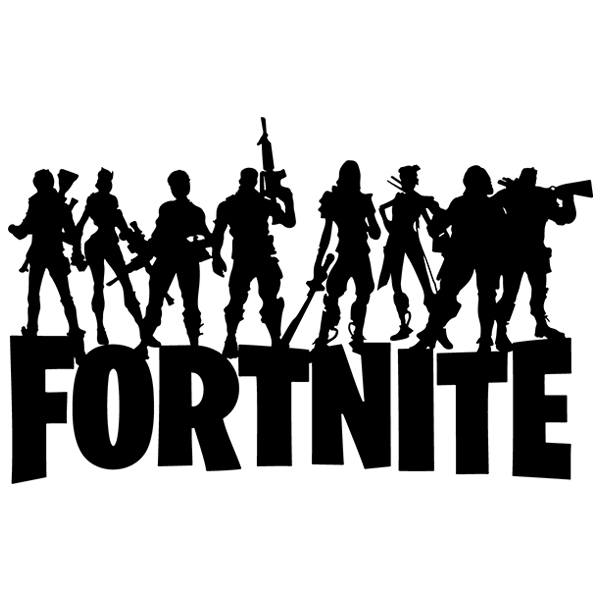 Wandtattoos: Fortnite Battle Royale