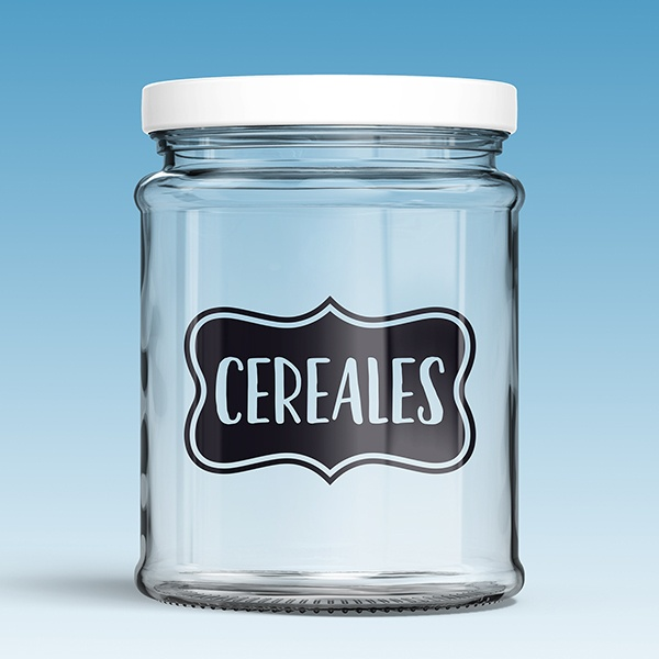 Wandtattoos: Cereales