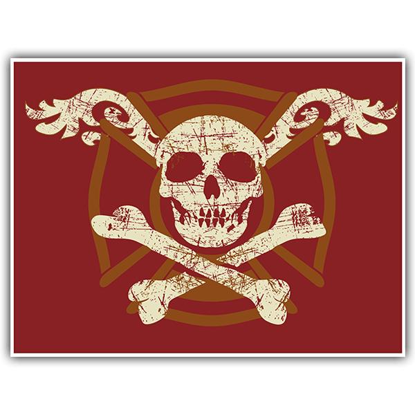 Aufkleber: banderapirata