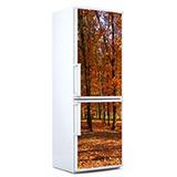 Wandtattoos: Bosque en otoño 4