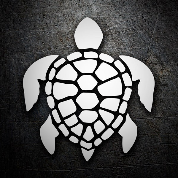 Wandtattoos: Turtle Surf