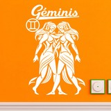Wandtattoos: zodiaco 13 (Geminis) 2