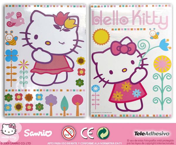 Vorhange Kinderzimmer Hello Kitty : Wandtattoo Hello Kinderzimmer Wandtattoo Hello