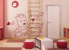 Kinderzimmer Wandtattoo: Marinera 3