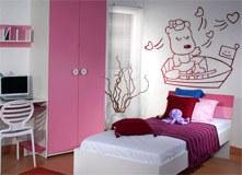 Kinderzimmer Wandtattoo: Marinera 4