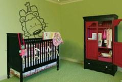 Kinderzimmer Wandtattoo: Lion 2
