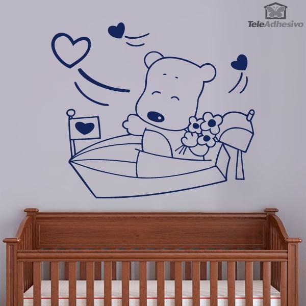 Kinderzimmer Wandtattoo: Marinero