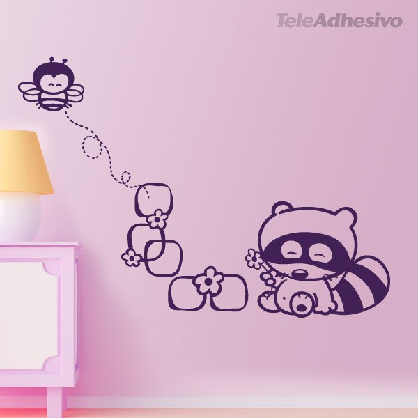 Kinderzimmer Wandtattoo: Liss