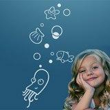 Kinderzimmer Wandtattoo: Lucy 1