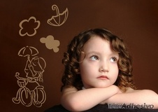 Kinderzimmer Wandtattoo: Jessy 1