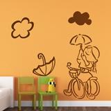 Kinderzimmer Wandtattoo: Jessy 4