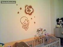 Kinderzimmer Wandtattoo: Marc 3