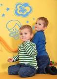 Kinderzimmer Wandtattoo: Marc 4