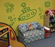 Kinderzimmer Wandtattoo: Submarino 4