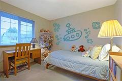 Kinderzimmer Wandtattoo: Submarino 5
