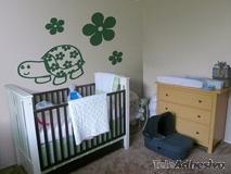 Kinderzimmer Wandtattoo: Tortu 2