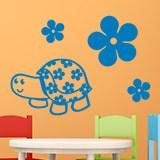 Kinderzimmer Wandtattoo: Tortu 3
