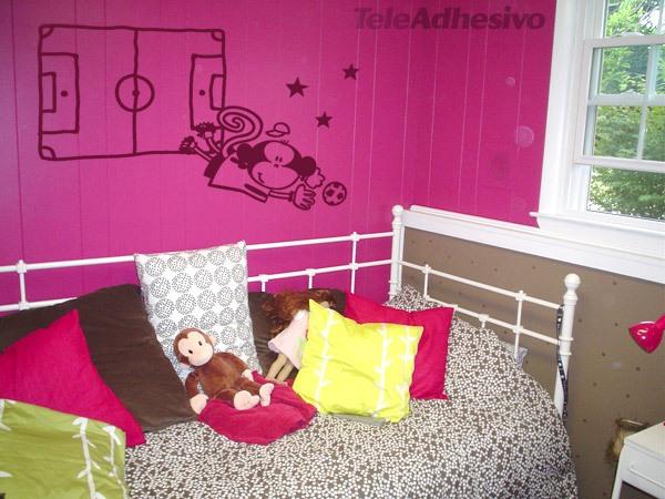Kinderzimmer Wandtattoo: Portero
