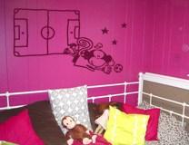 Kinderzimmer Wandtattoo: Portero 3