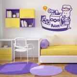 Kinderzimmer Wandtattoo: Police 3
