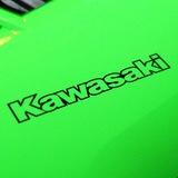 Aufkleber: Kawasaki contorno 0