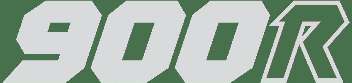 Aufkleber: GPZ900R, 900R