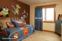 Kinderzimmer Wandtattoo: Sports 1